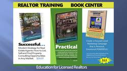 Picture... New Realtor Training Course and Real Estate Agent Career Guide Books by Expert Realtor Trainer Gerri Leventhal are now available at Gerri Leventhal's New Real Estate Agent's Digital Education Center..